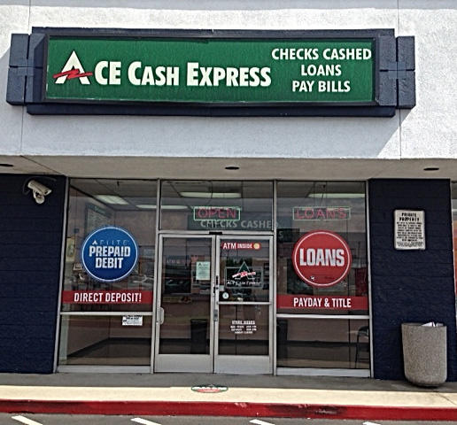 ACE Cash Express in North Hollywood, CA 91605   Citysearch