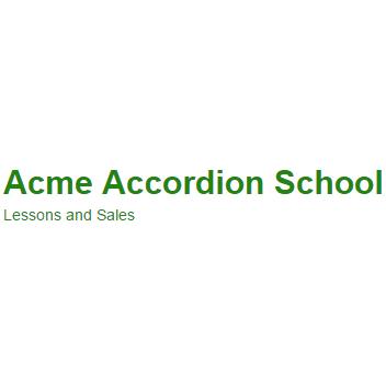 Acme Accordion School hosting Joanna and Julie Musik Garten
