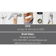 Oden Construction Services image 0