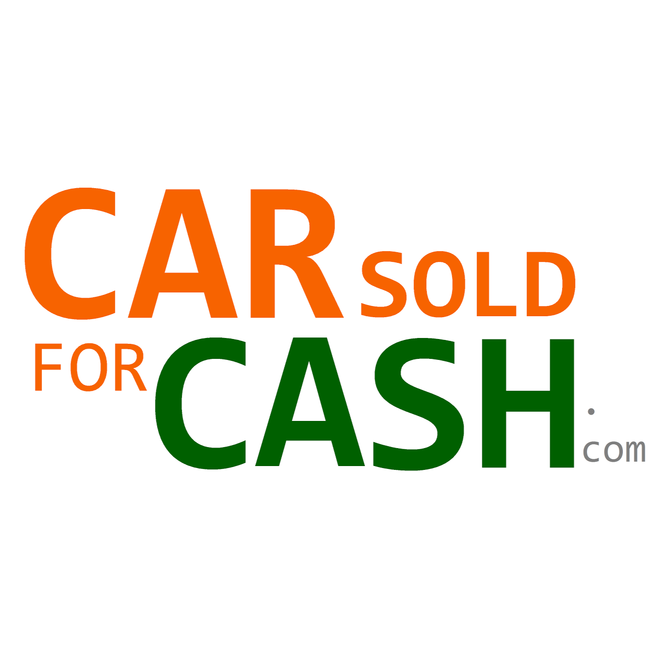 Cash for Junk & Used Cars - CAR SOLD FOR CASH