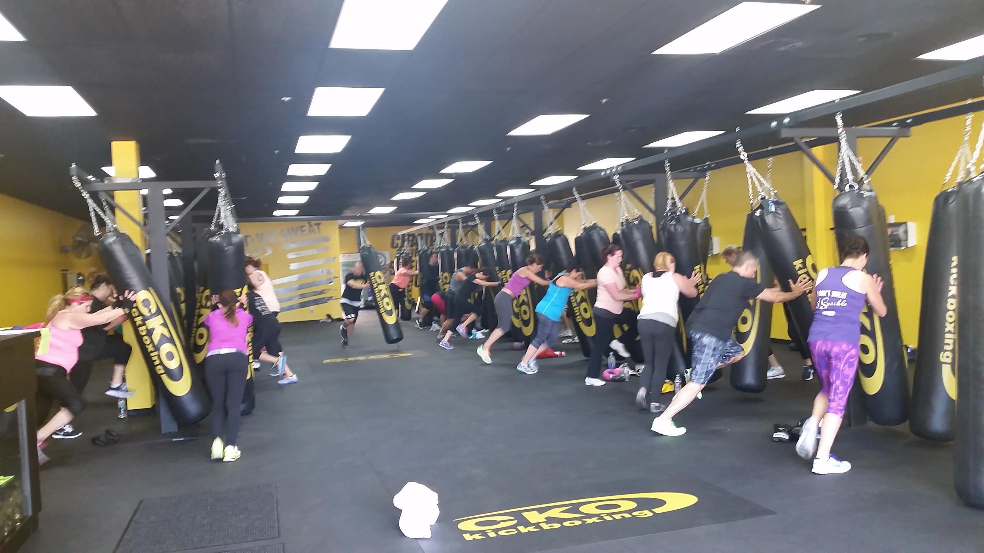 CKO Kickboxing of East Brunswick - ad image