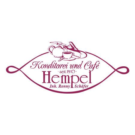 Logo von Konditorei und Cafe Hempel