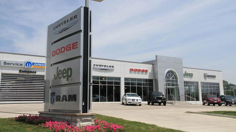 Jones Chrysler Dodge Jeep RAM image 1