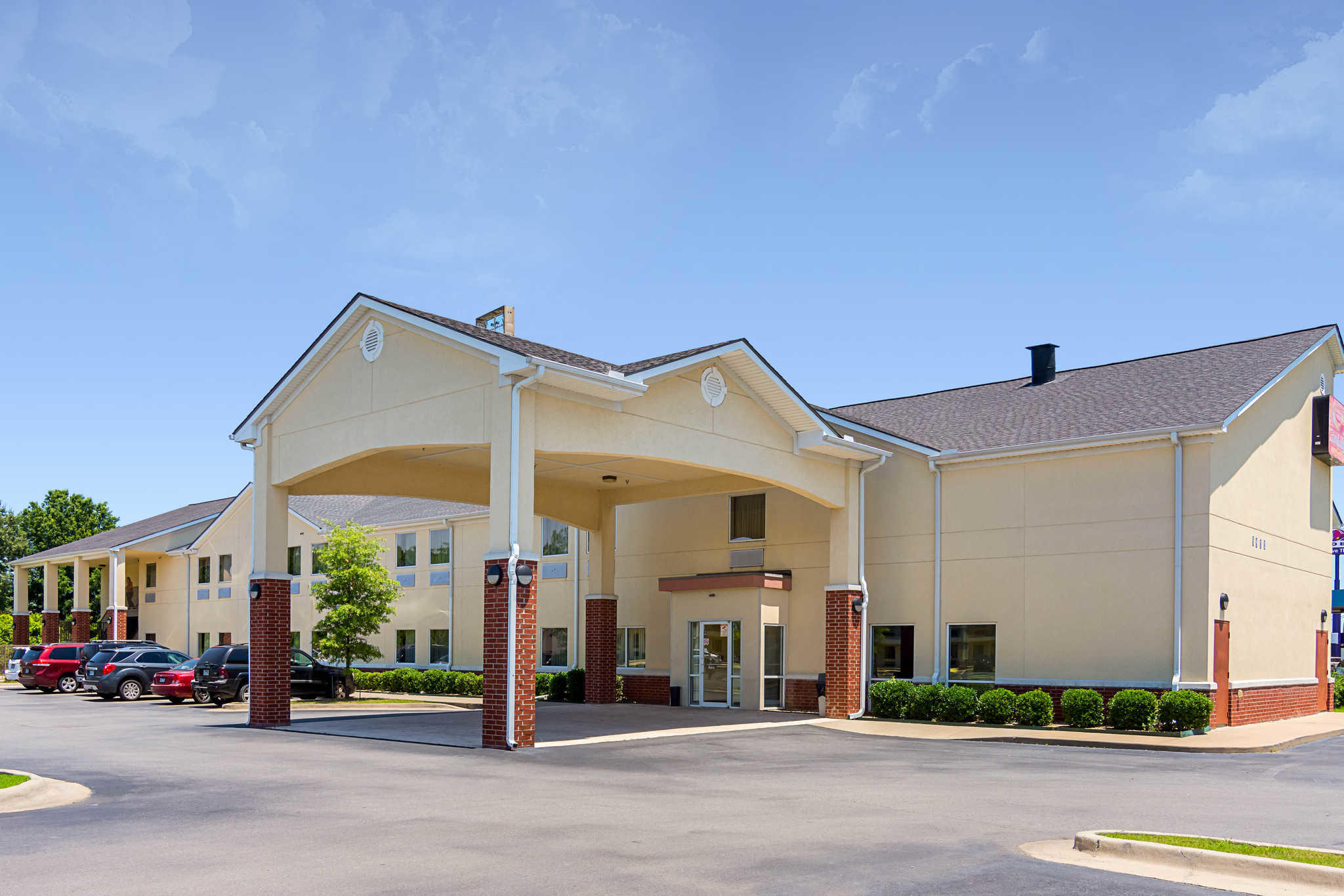 Econo Lodge Inn & Suites Pritchard Road North Little Rock image 26