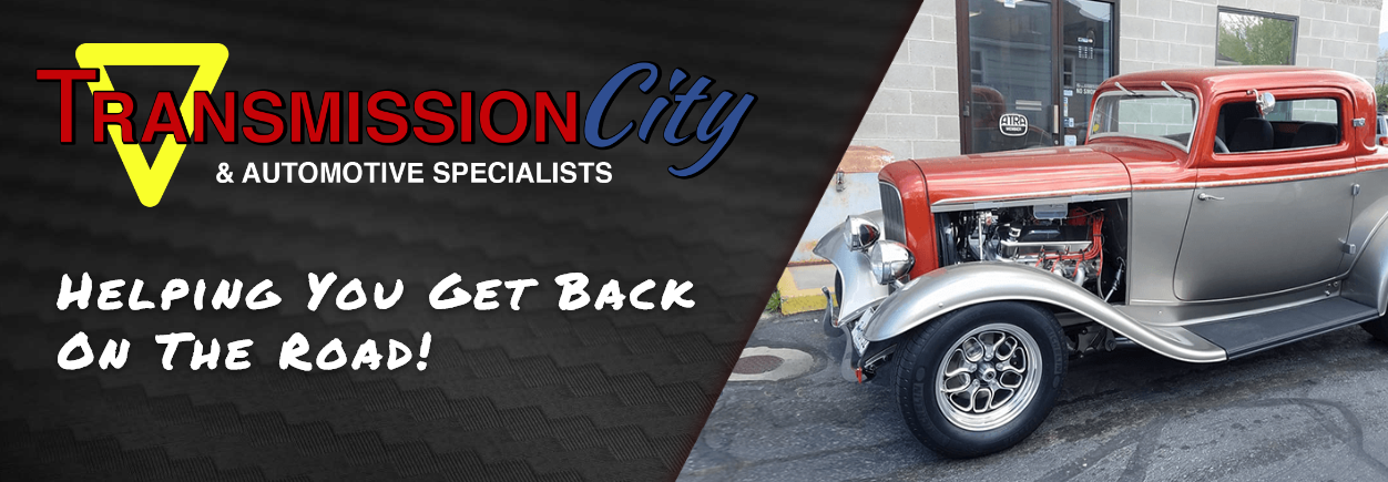 Transmission City & Automotive Specialists take care of your needs to get your car back on the road