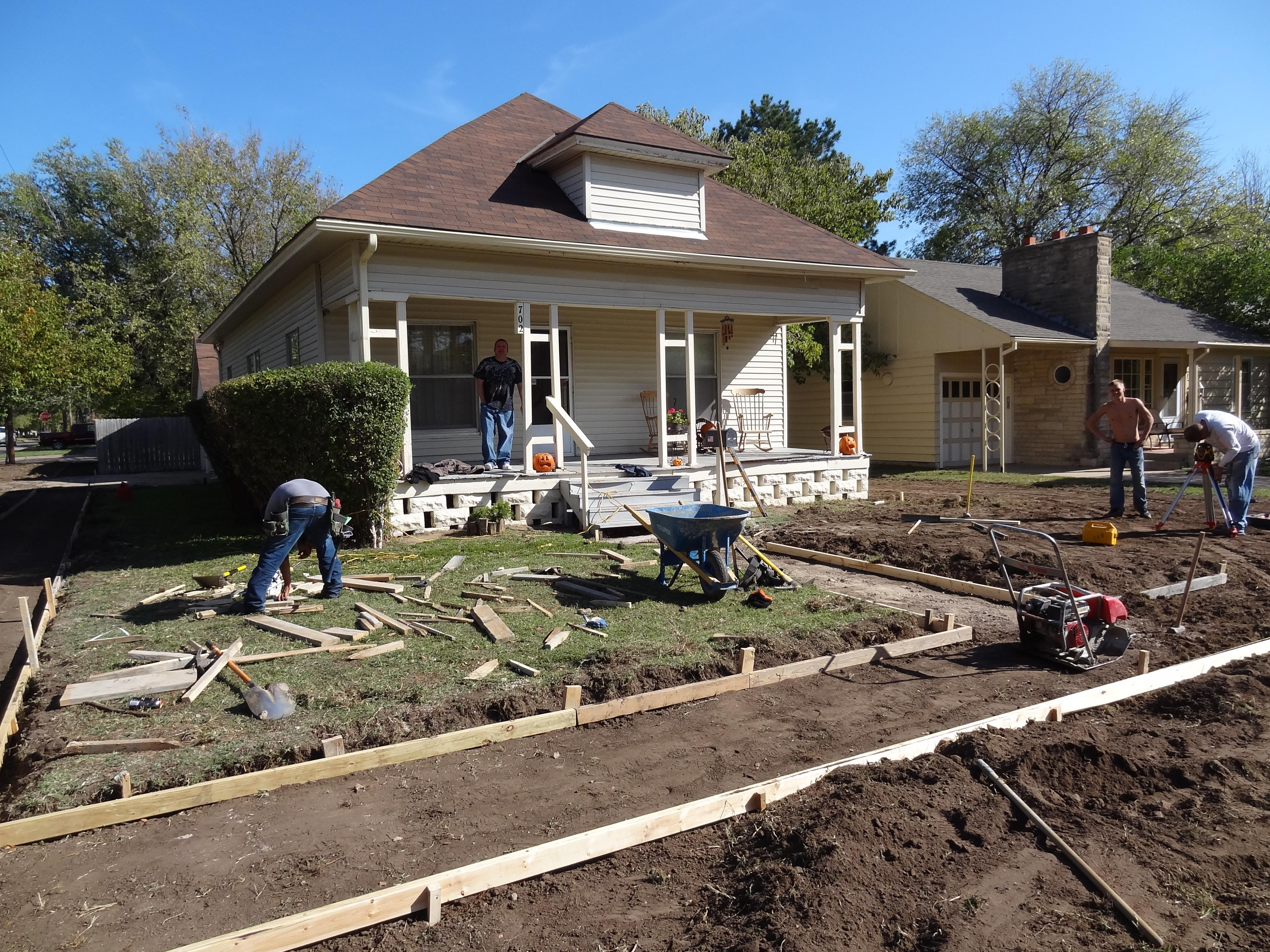 Contractors Business In Wichita Ks United States