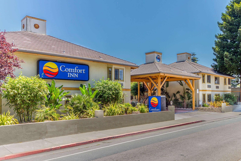 Comfort Inn in Santa Cruz, CA, photo #2