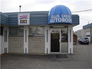 Ellis Creek Autobody in Penticton