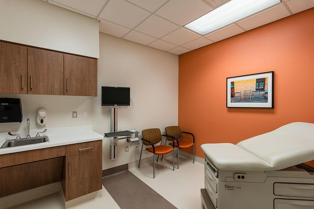 Robert B. Green Campus - Pulmonology Clinic image 1
