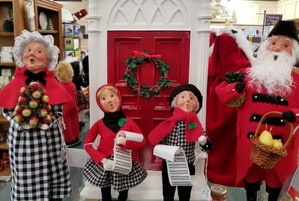 Byers carolers