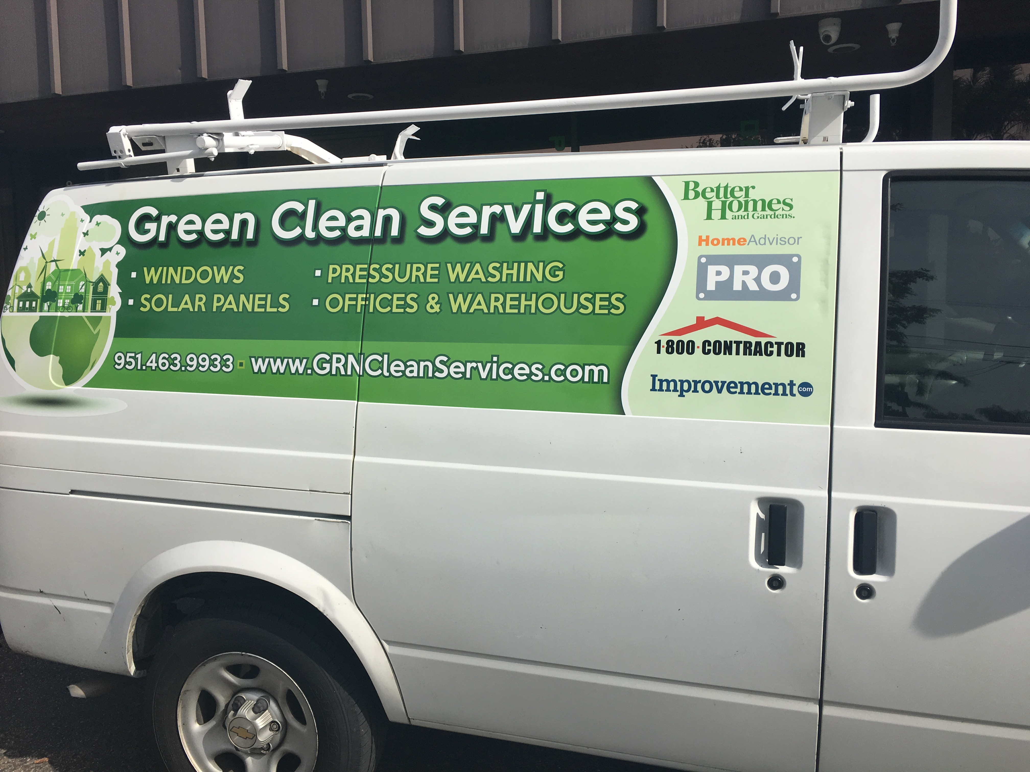 Green Clean Services Window cleaning and Environmental Clean up - Corona, CA 92879 - (951)463-9933 | ShowMeLocal.com