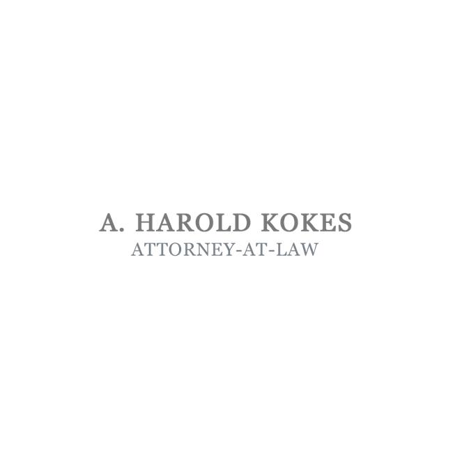 A. Harold Kokes - ad image