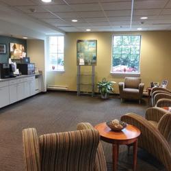 Philadelphia LasikPlus Vision Center Interior