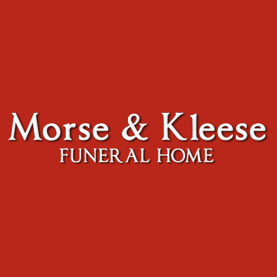 Morse & Kleese Funeral Home Inc image 0