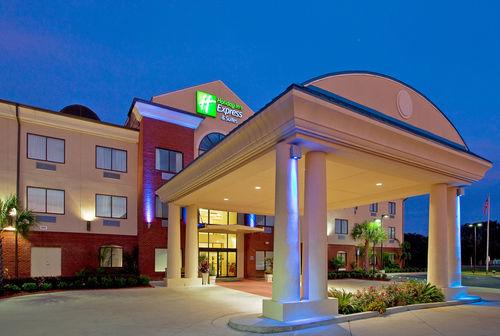 Holiday Inn Express & Suites Panama City-Tyndall image 0