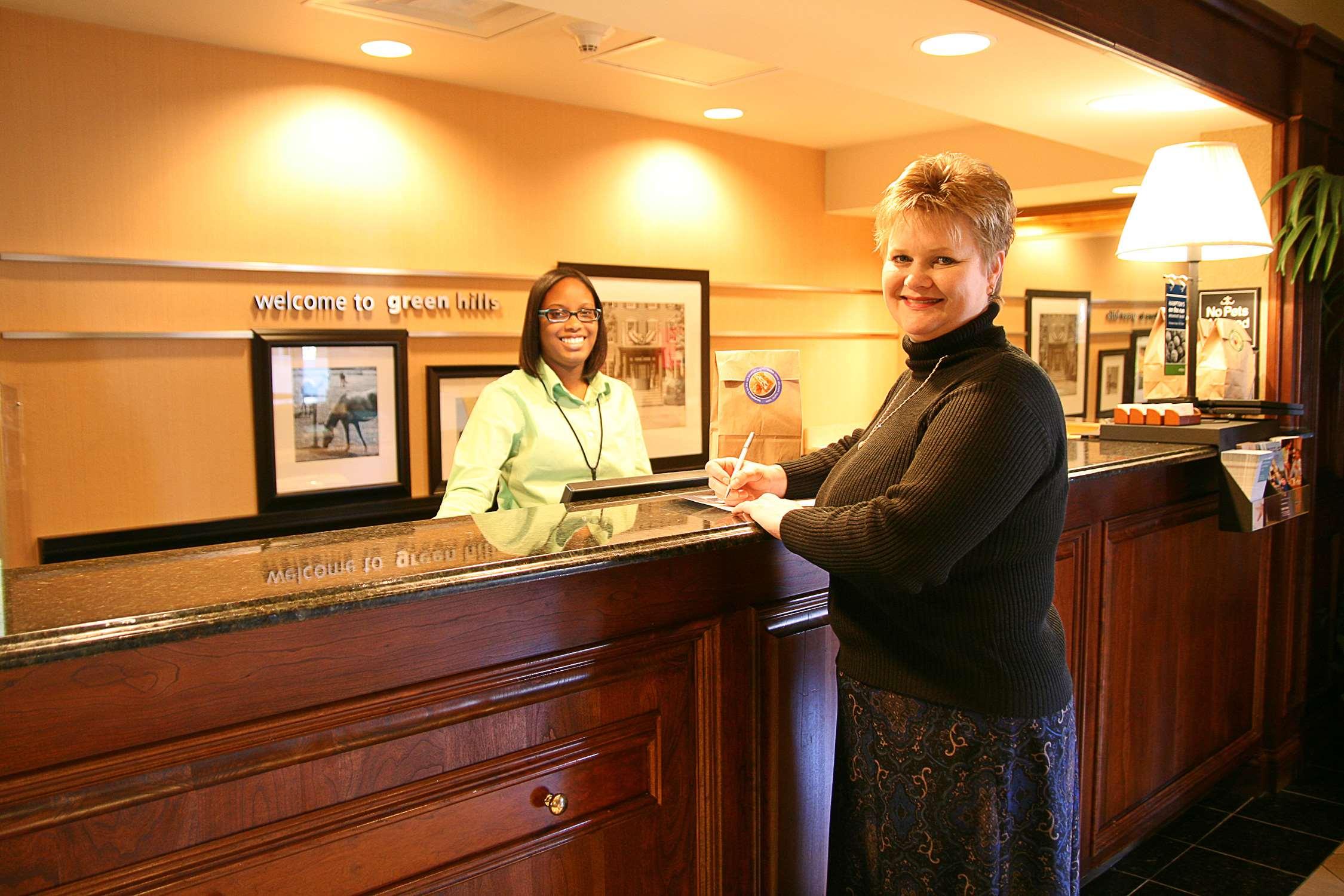Hampton Inn & Suites Nashville-Green Hills image 0