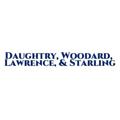 Daughtry, Woodard, Lawrence, & Starling