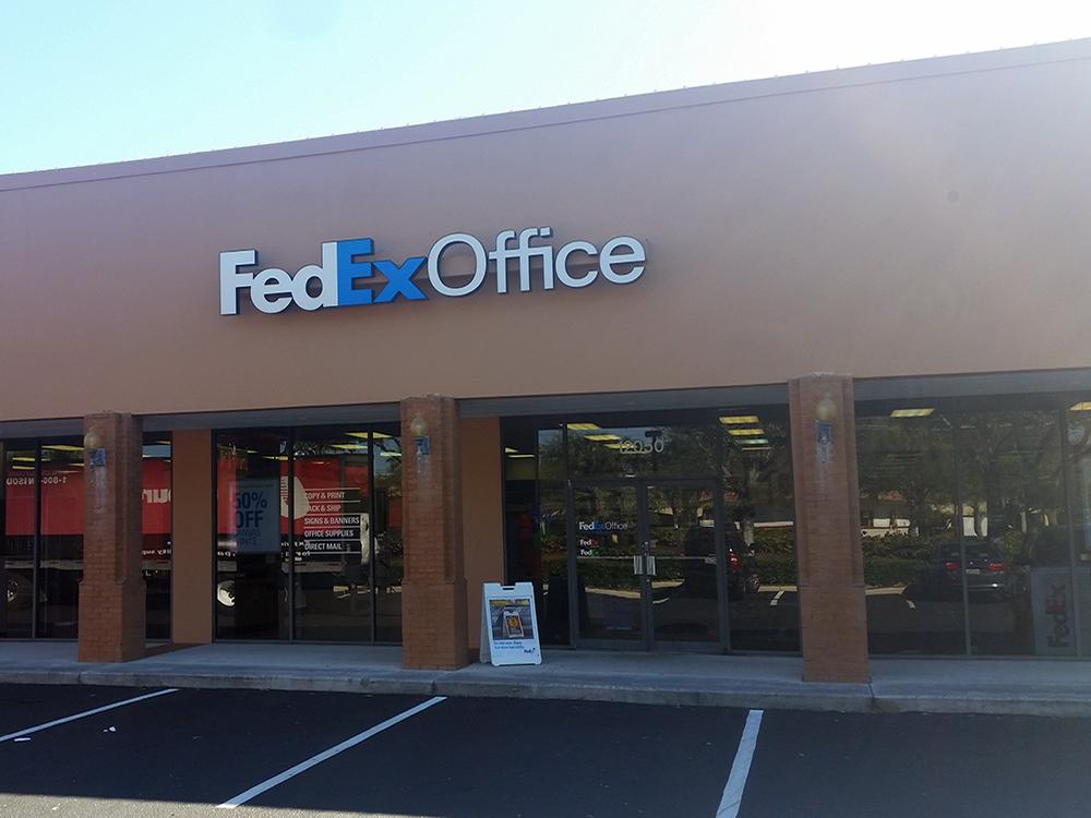 FedEx Office Print & Ship Center in North Palm Beach, FL, photo #2