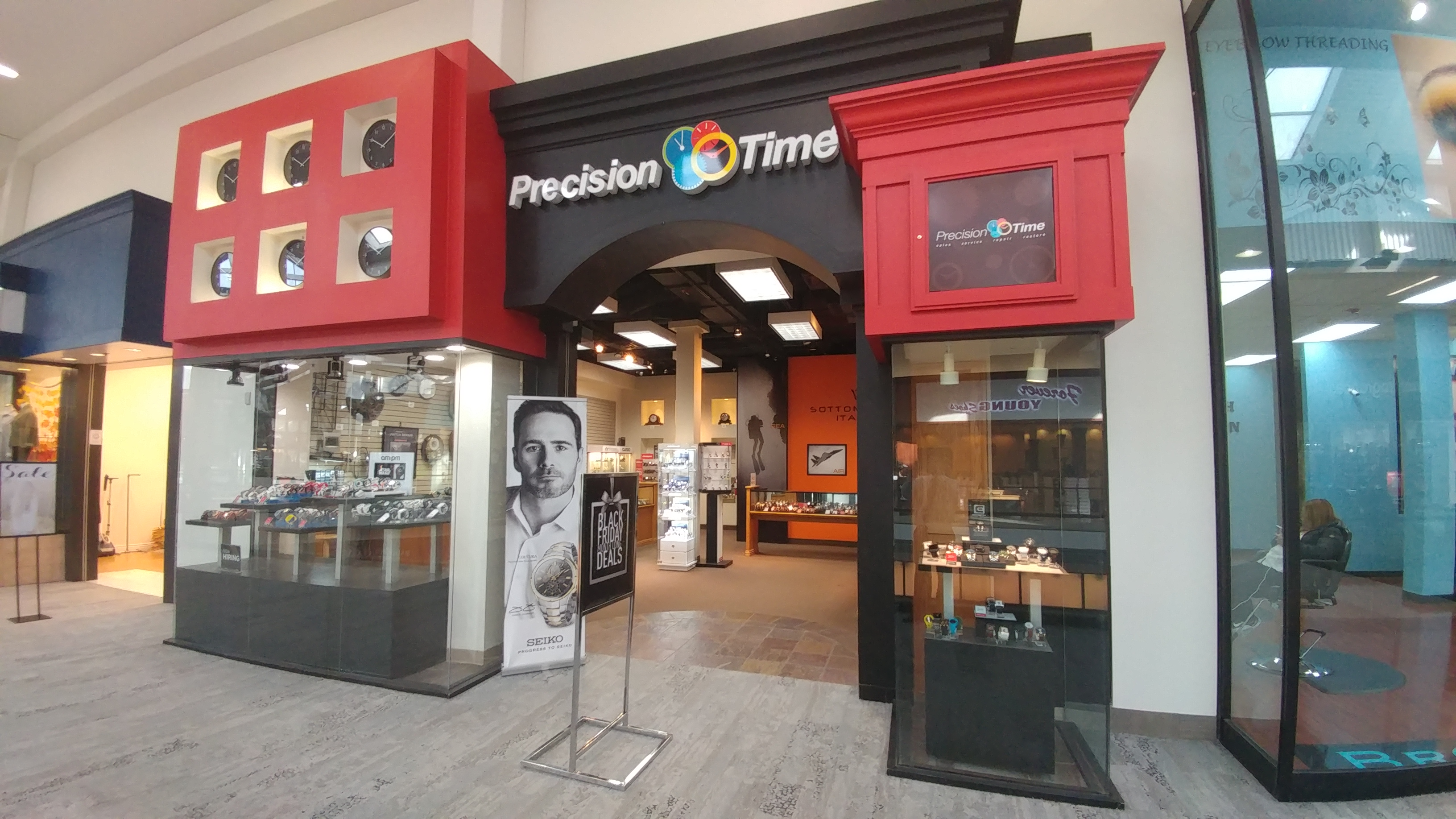 Precision Time - South Town Mall image 1