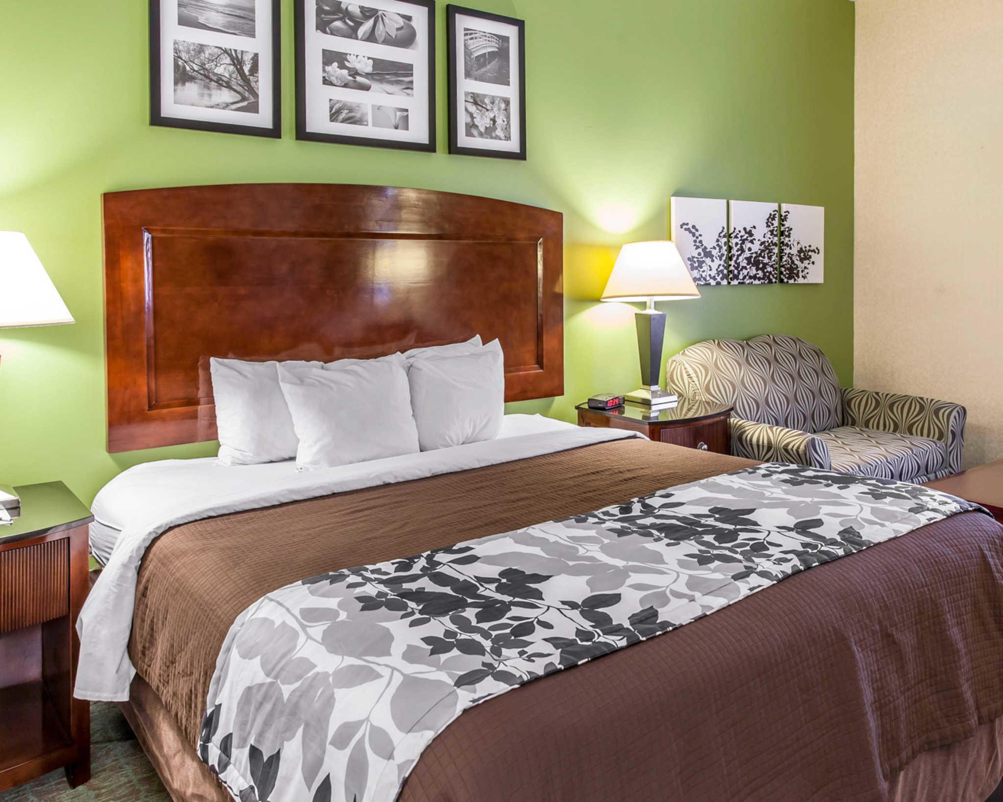 Sleep Inn & Suites Upper Marlboro near Andrews AFB image 0