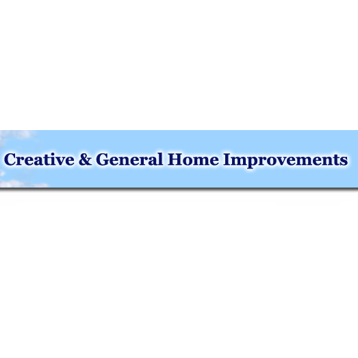 Creative and General Home Improvements