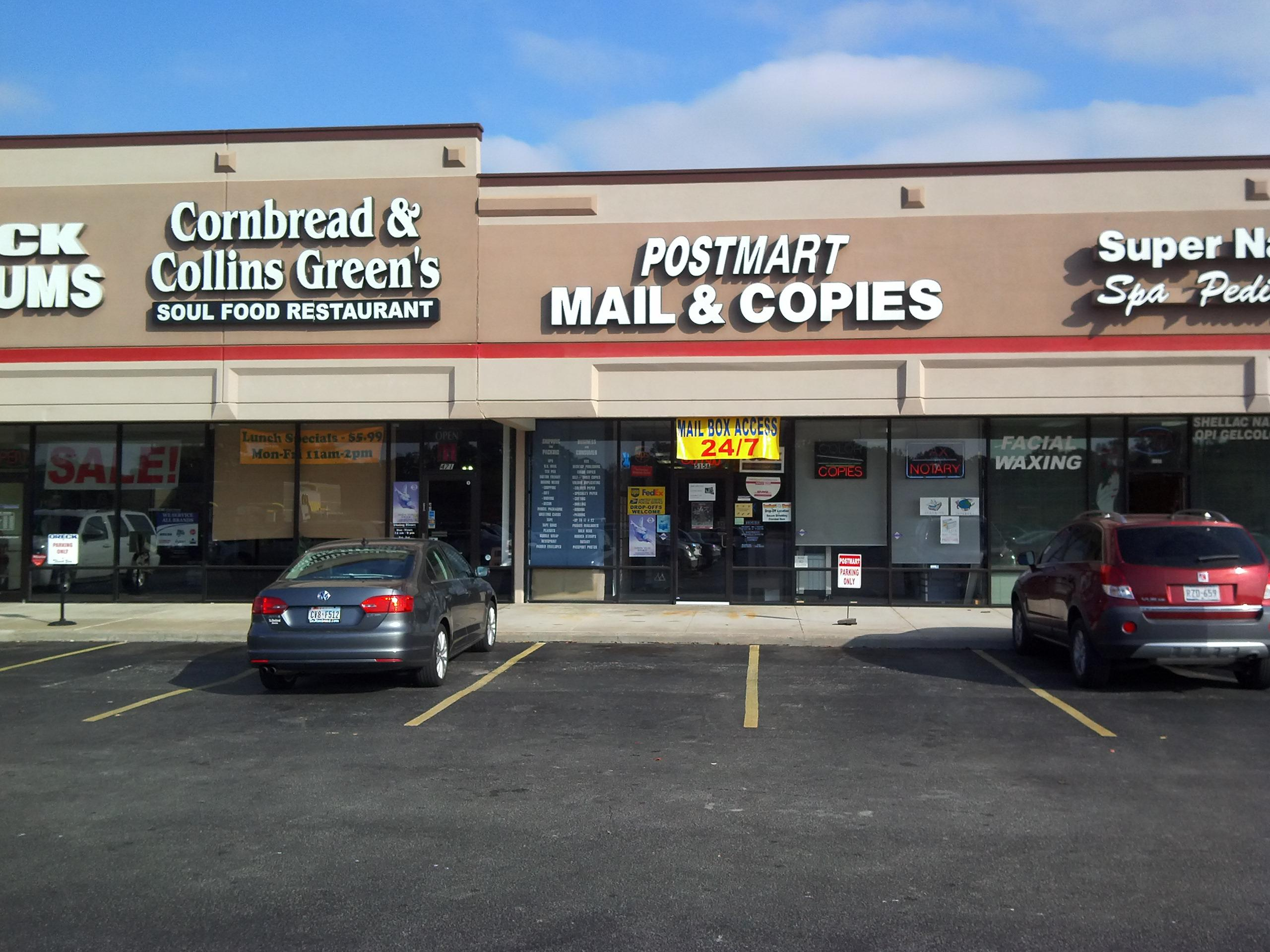 Postmart Mail & Copies image 2