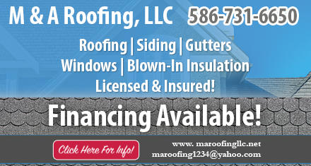 M&A Roofing, LLC image 0