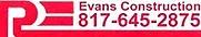 R E Evans Construction image 0