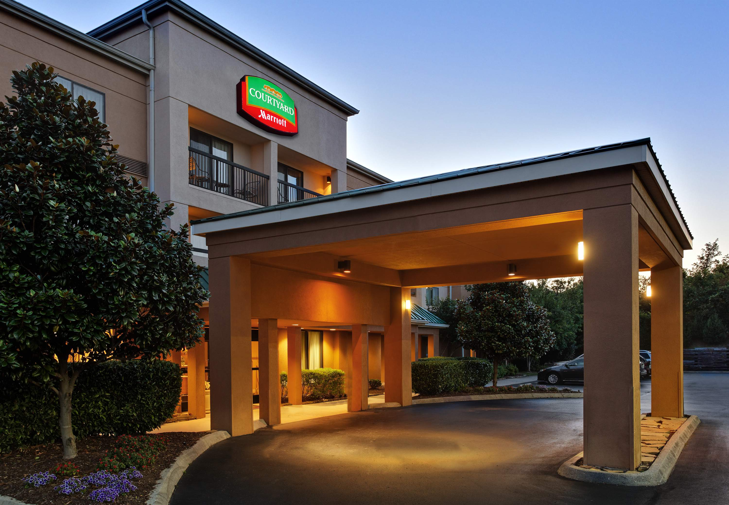 Courtyard by Marriott Knoxville Cedar Bluff image 10