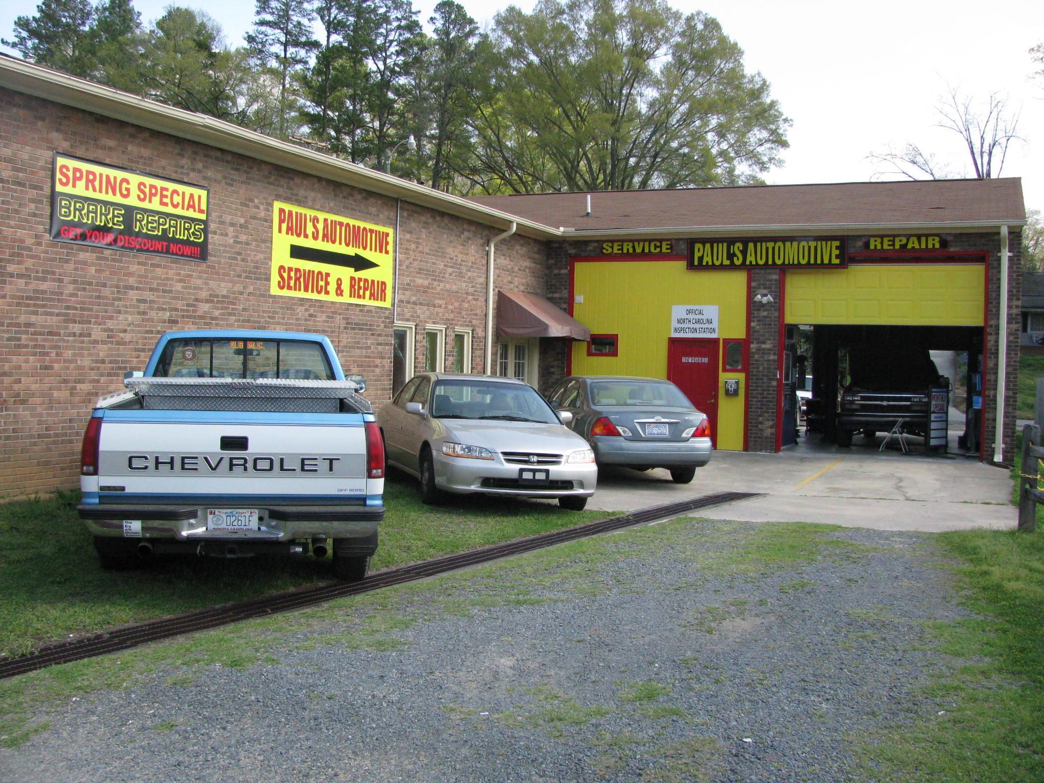Paul's Automotive Service & Repair image 4