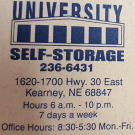 Downing Co, University Self Storage