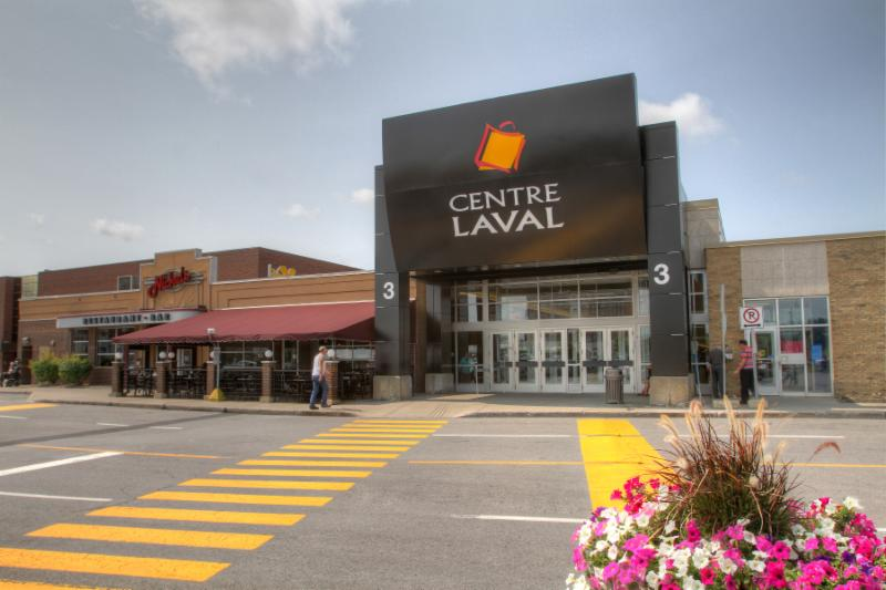 Centre Laval à Laval