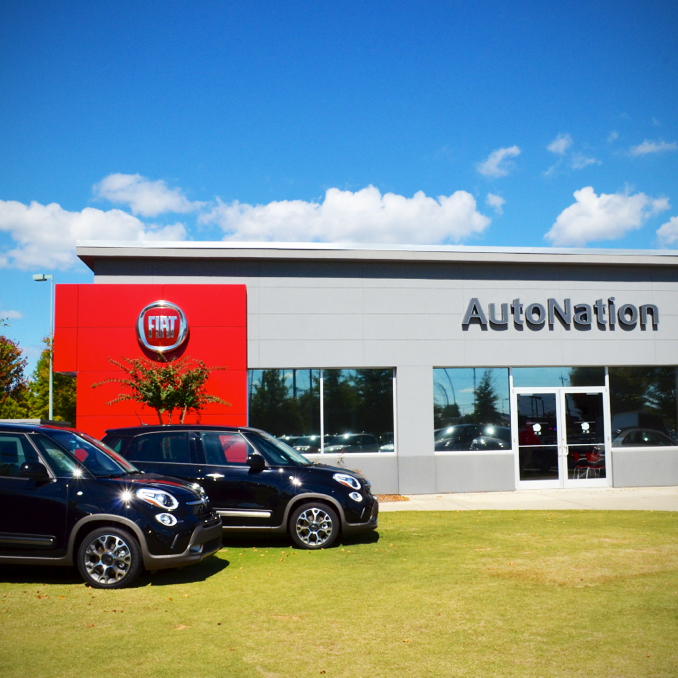 Volkswagen Dealers In Ga: AutoNation FIAT Mall Of Georgia At 3547 Buford Drive