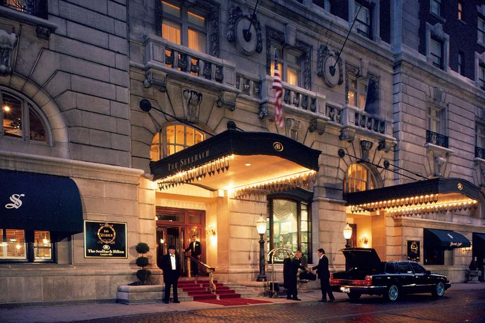 The Seelbach Hilton Louisville image 0