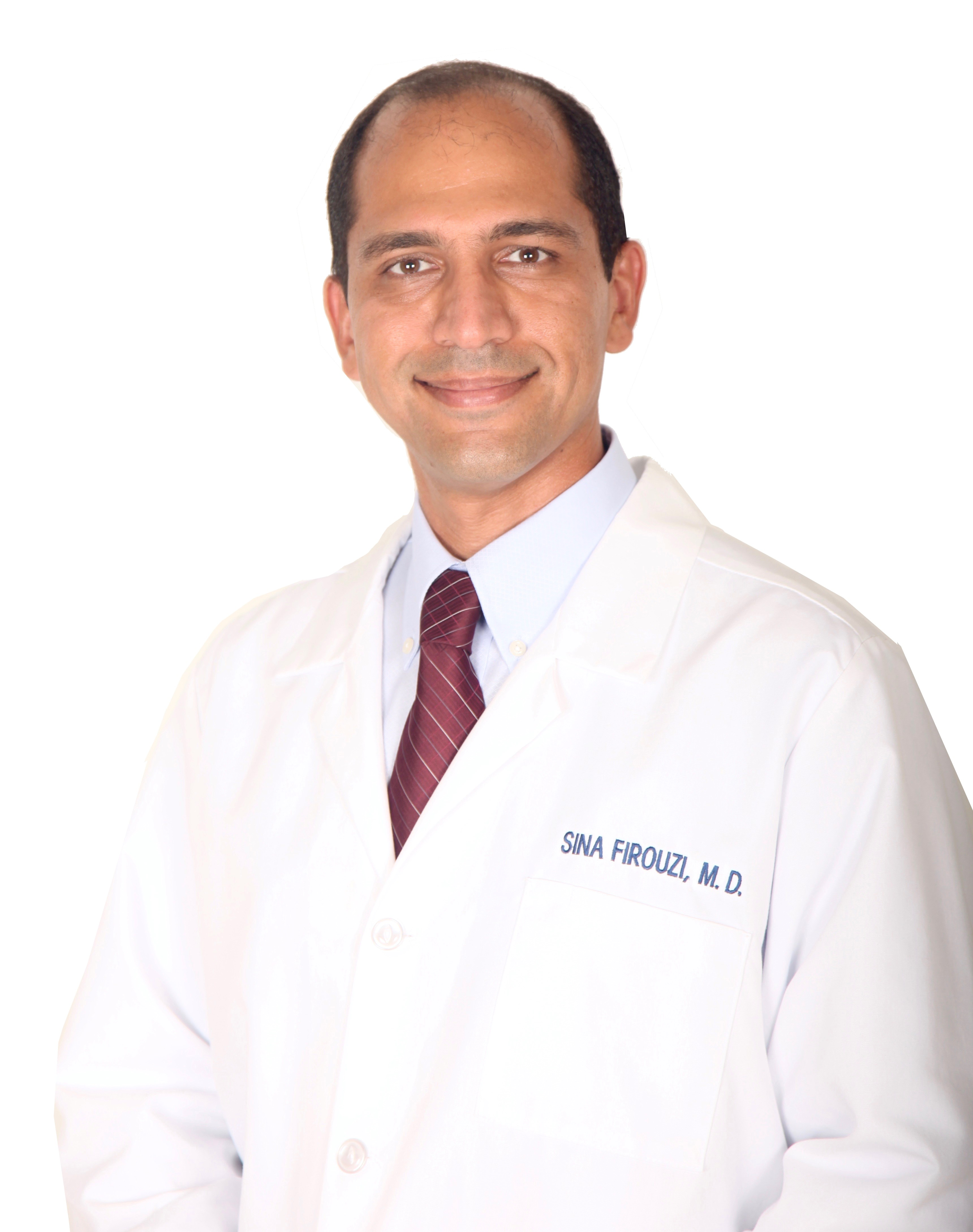 Image For Dr. Sina  Firouzi MD