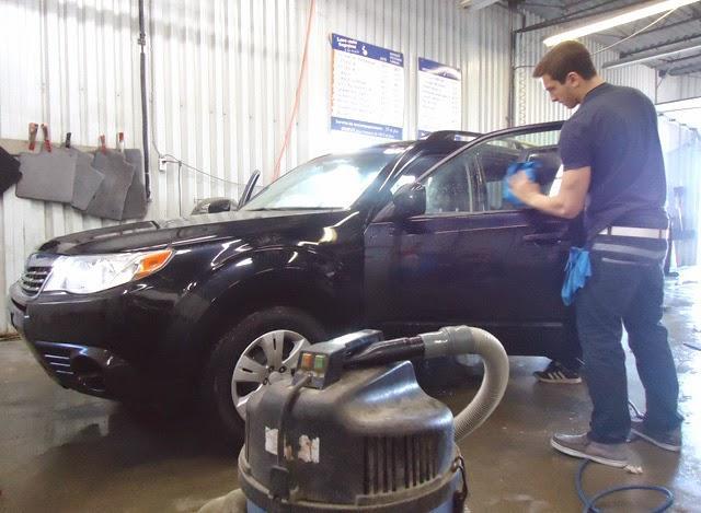 Lave-Auto Suprême - Remise à Neuf Automobile à Québec