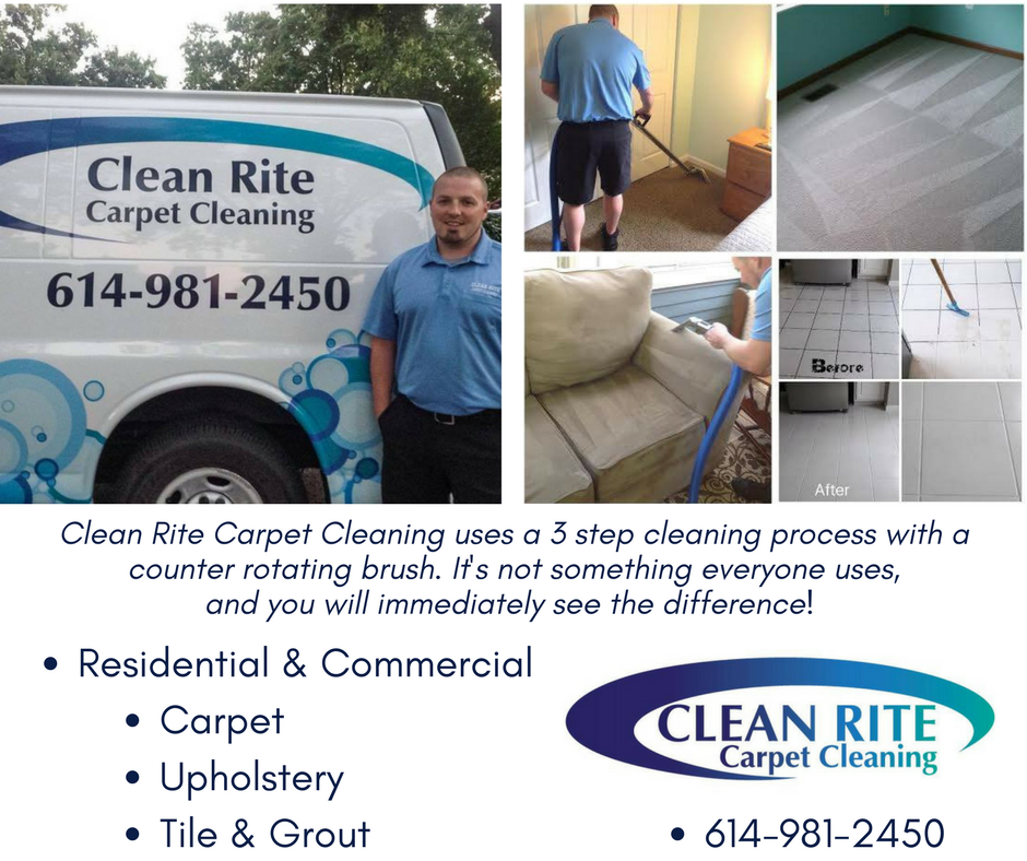Clean Rite Carpet Cleaning image 0