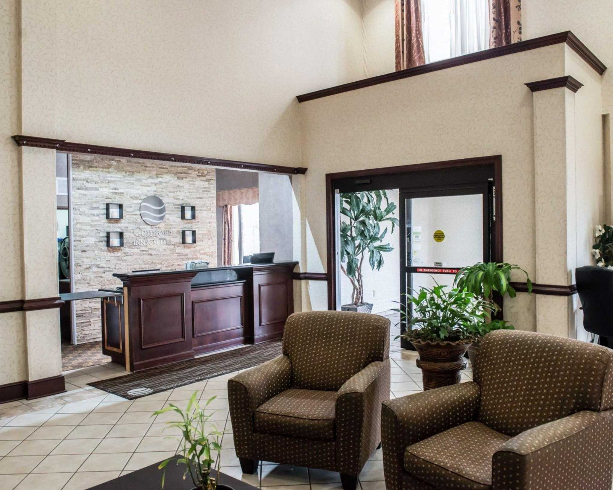 Comfort Inn & Suites Midway - Tallahassee West image 16