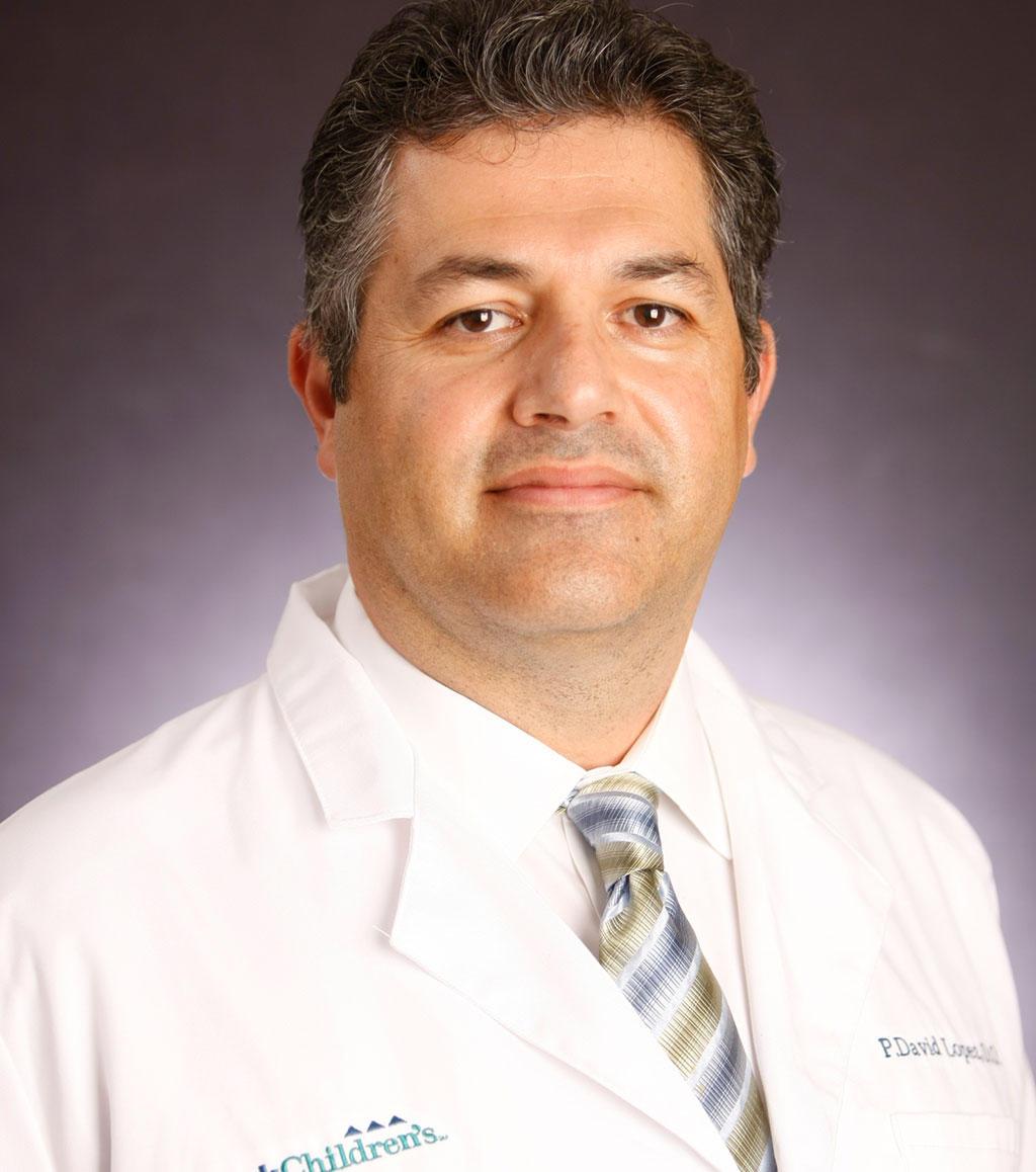 Dr. P. David Lopez