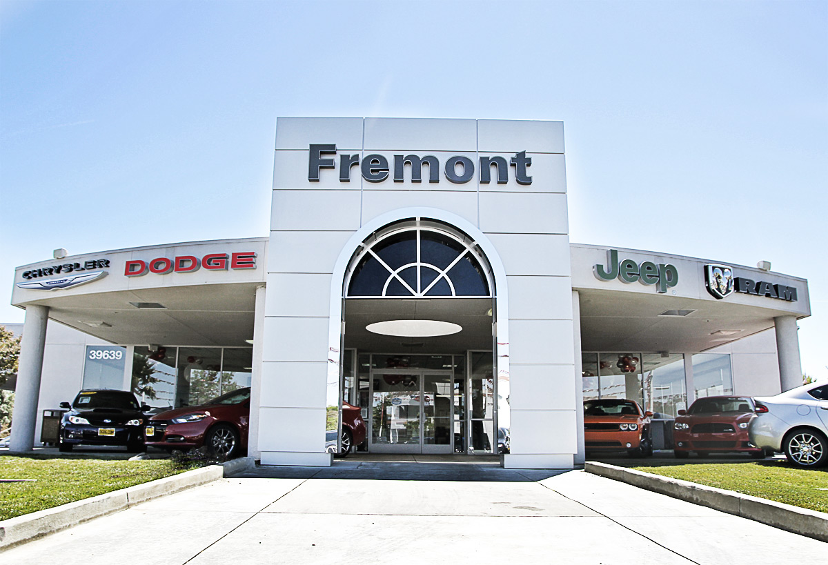 Fremont CDJR image 0