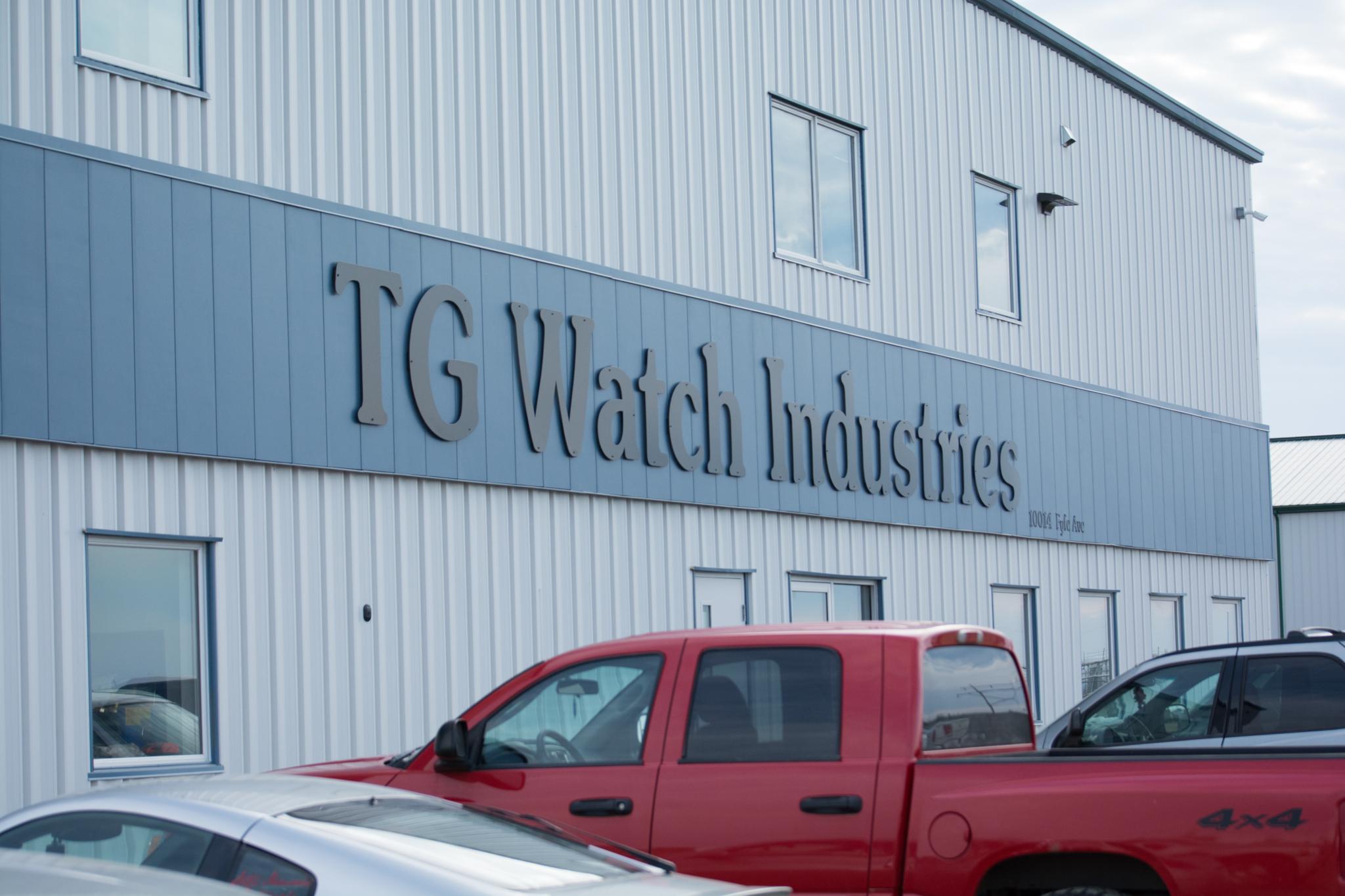 TG Watch Industries