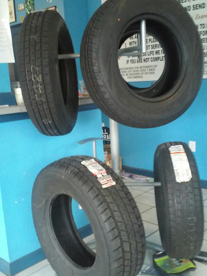 Quick Fix Tire image 1
