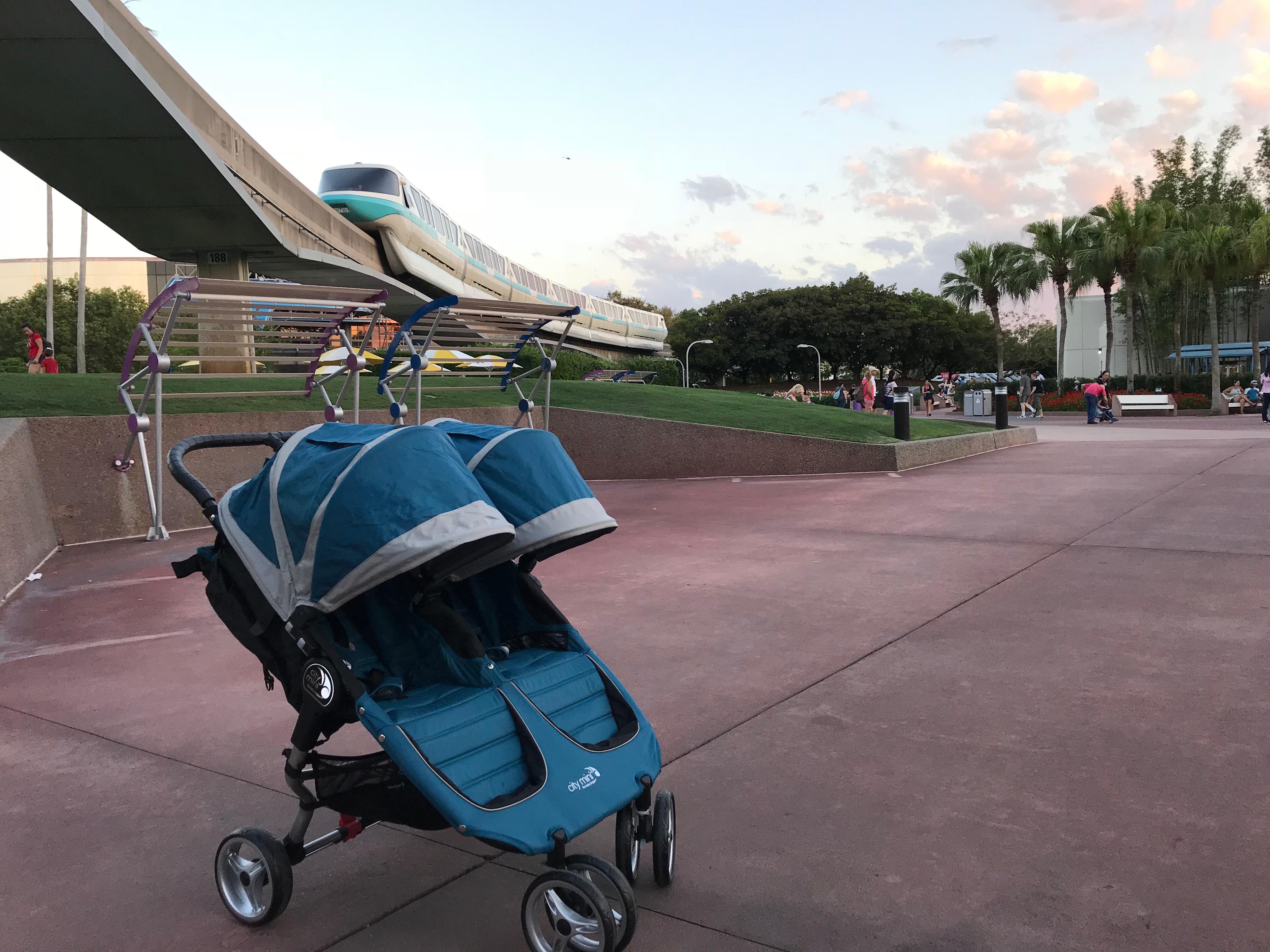 Stroller Rentals Disney image 51