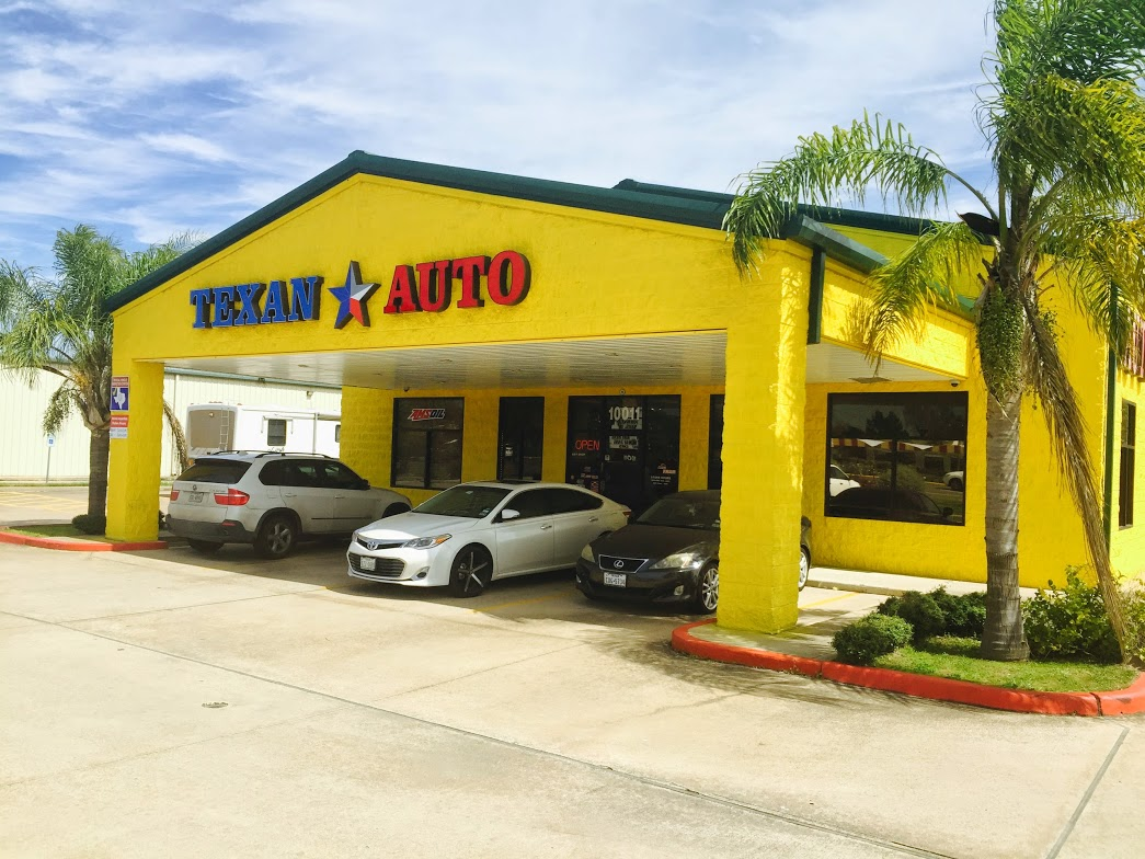 Texan Auto Repair & Collision