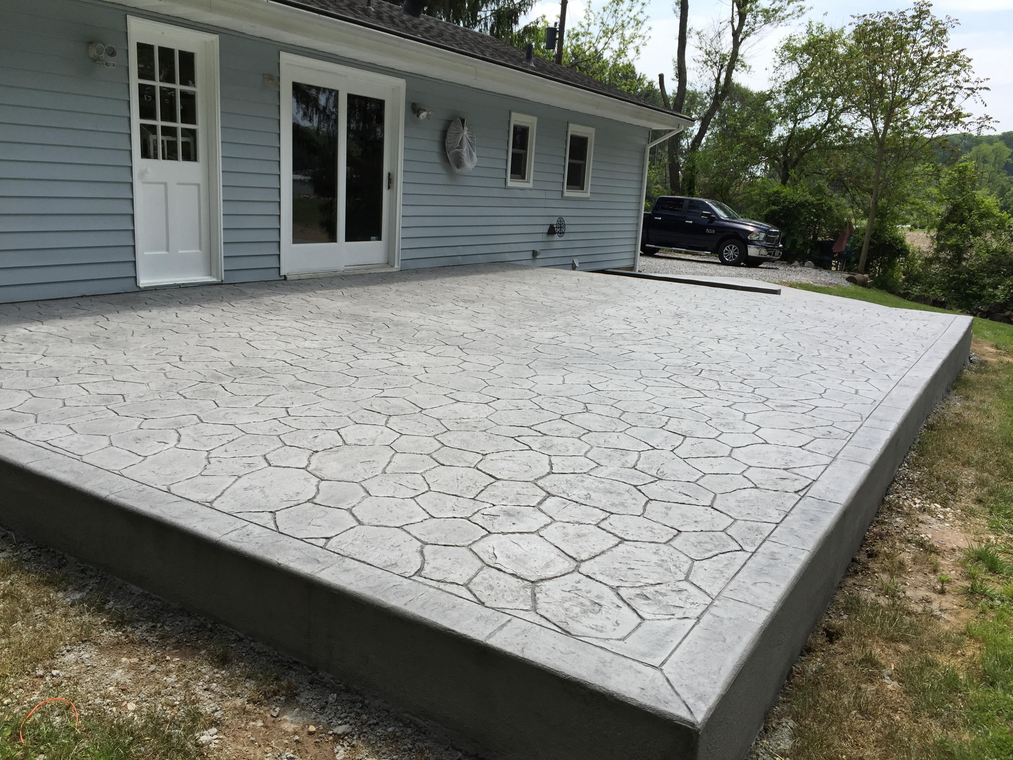 Artistic Stamped Concrete image 10