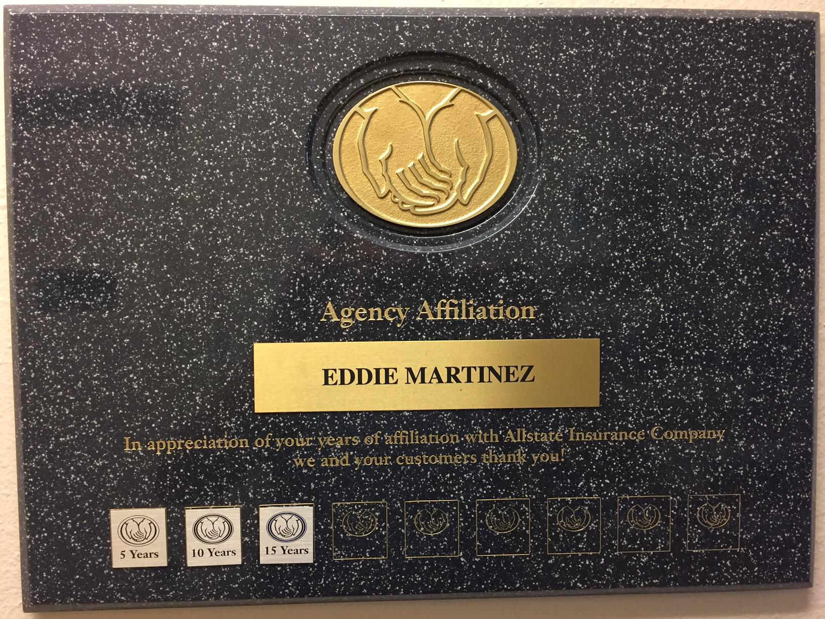Eddie Martinez: Allstate Insurance image 3