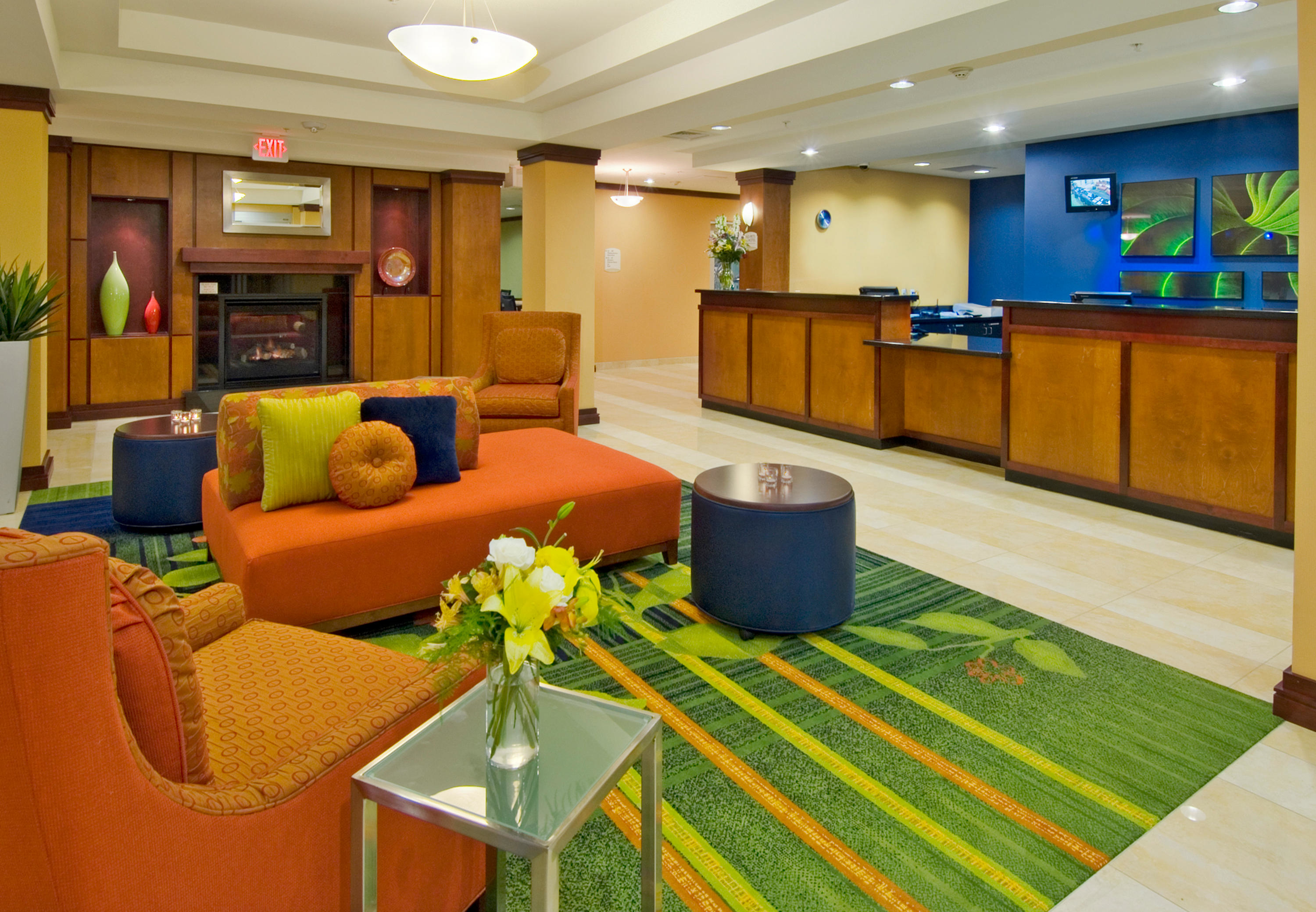 Fairfield Inn & Suites by Marriott Austin North/Parmer Lane image 16