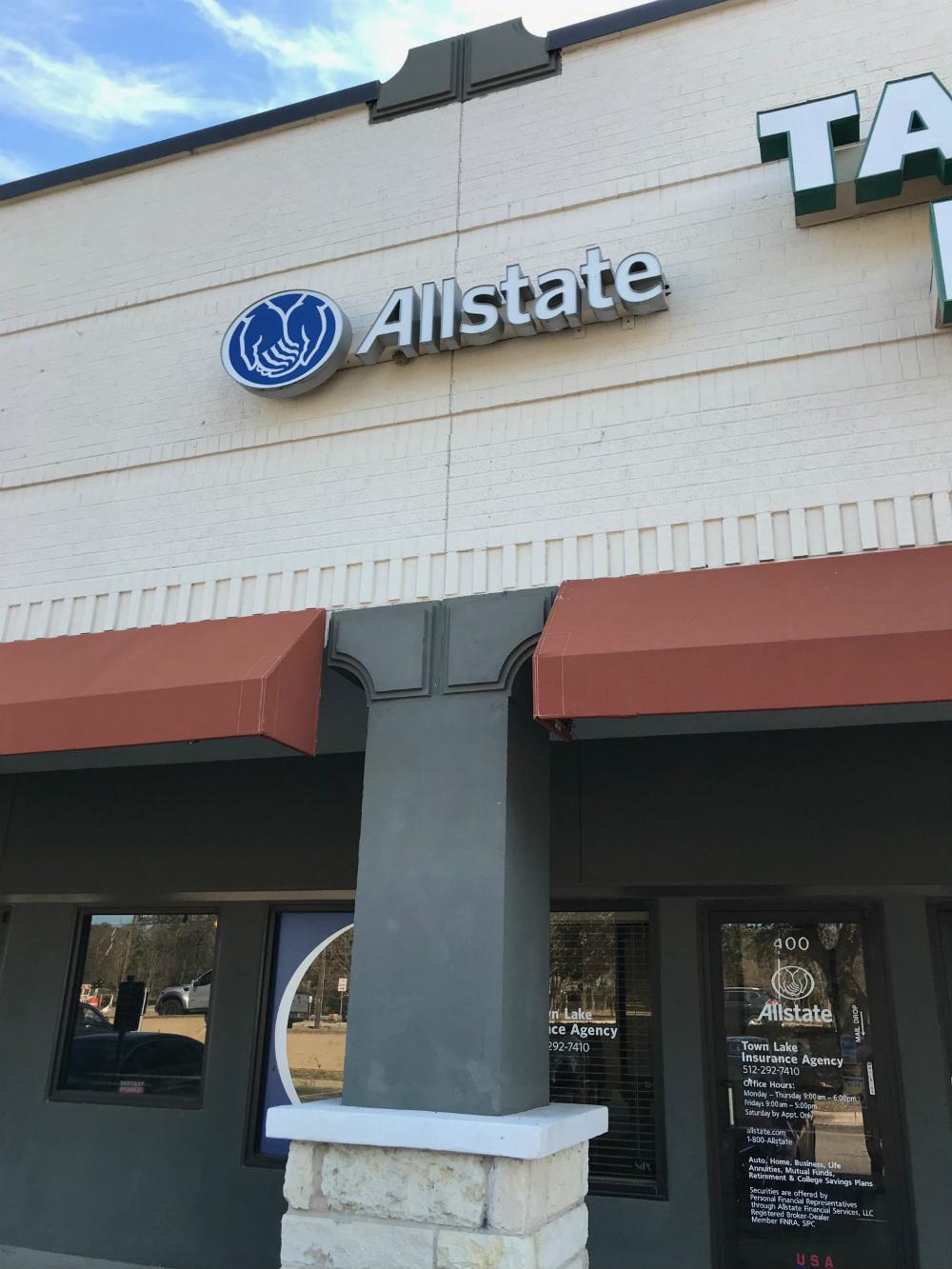 Kyle Rhodes: Allstate Insurance