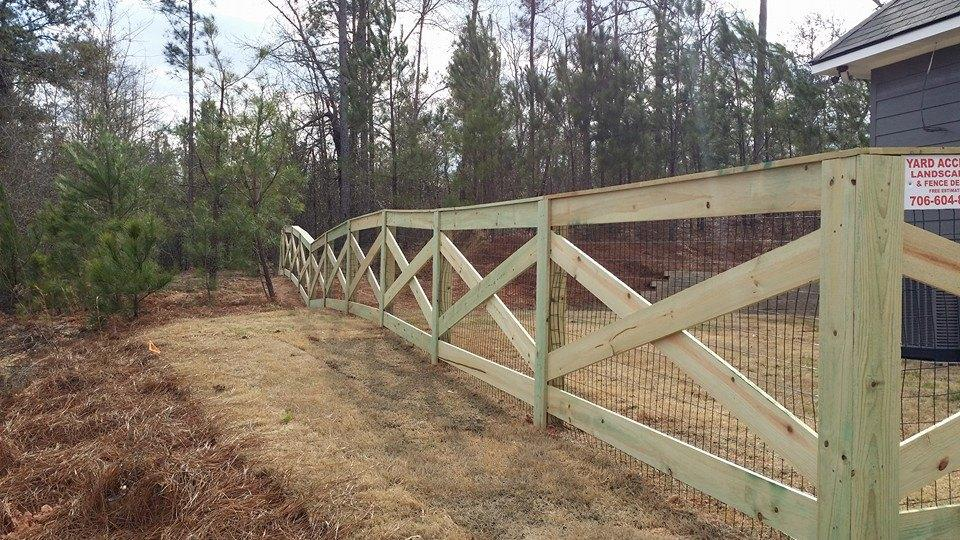 Yard Accents Landscape & Fence Design image 0