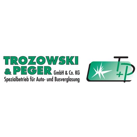 Logo von Autoglaserei Trozowski & Peger GmbH & Co. KG Servicepoint b. Reifen-Pöschl